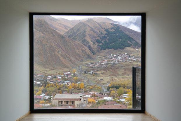 """""""Mount Kazbek in frame"""""""