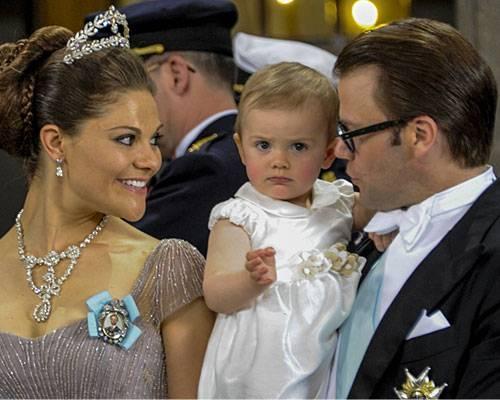 Stilkritik: Die Hochzeit von Madeleine von Schweden   BRIGITTE.de