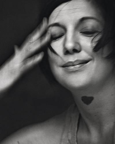 Dafne-Maria Fiedler, 39, Schauspielerin, Moderatorin, Coach, Berlin