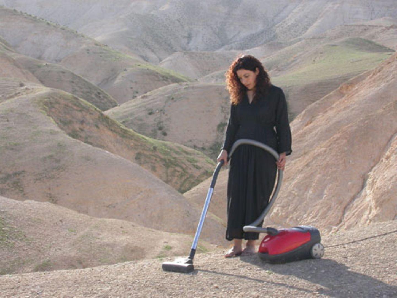 """Raeda Saadeh mit """"Vacuum"""" (2007)"""