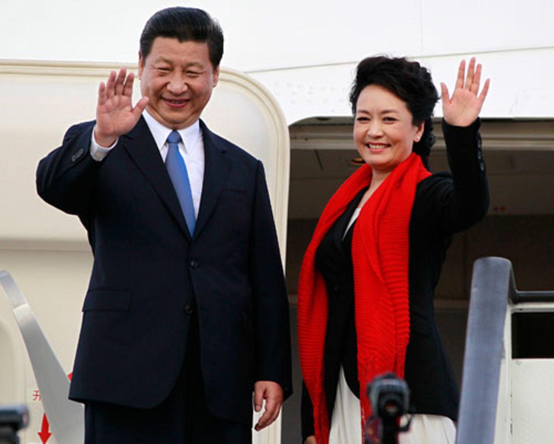 Das neue China stellt sich vor