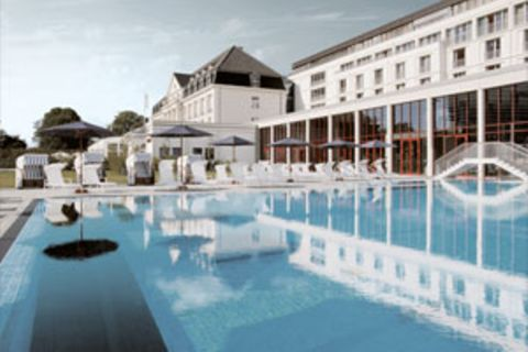 Die schönsten Spa-Hotels am Meer