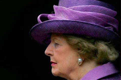 """Margaret Thatcher ist tot: Das Leben der """"Eisernen Lady"""""""