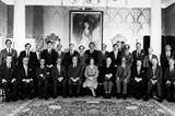 Margaret Thatcher Kabinett