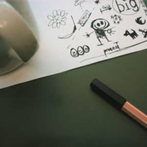 Persönlichkeit: Gekritzel im Notizblock: Was es über die Persönlichkeit aussagt