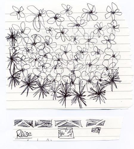Psychologie: Das sagt Sabine Grawe: Eine schwungvolle Zeichnung. Gleichzeitig ist sie auch sehr harmonisch, das merkt man, wenn man die Stiftführung nachvollzieht, der Stift wandert regelmäßig von innen nach außen und wieder zurück. Es gibt einen klaren Mittelpunkt. Ich denke, der/die Zeichner/in ist ein lebendiger, kreativer Mensch, der sich aber gut selbst strukturieren kann und selten abdriftet. Die Person ist stabil, mit sich im Reinen und ausgeglichen. Jemand, auf den man sich verlassen kann.    Das sagt die/der Kritzler/in: Stimmt zu 90 Prozent.