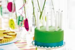 """""""Birthday""""-Buchstaben"""