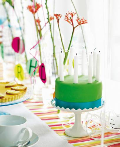 Tischdeko selber machen - mit diesen Ideen | BRIGITTE.de