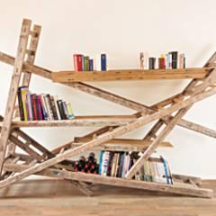 Außergewöhnliche Möbel: Stilvoll mit Büchern leben