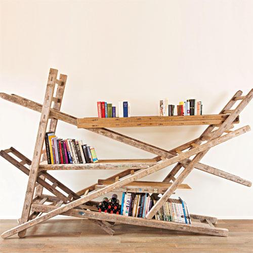 Originelle Bücherregale bücherregale und mehr außergewöhnliche möbel stilvoll mit büchern