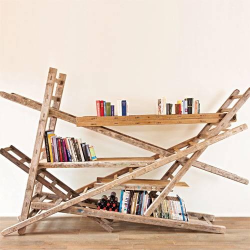 Bücherregale und mehr: Außergewöhnliche Möbel: Stilvoll mit ...
