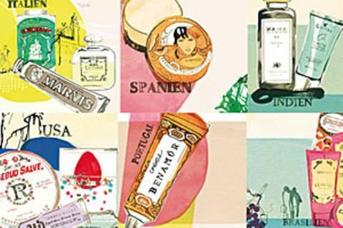 Die schönsten Kosmetik-Produkte aus aller Welt