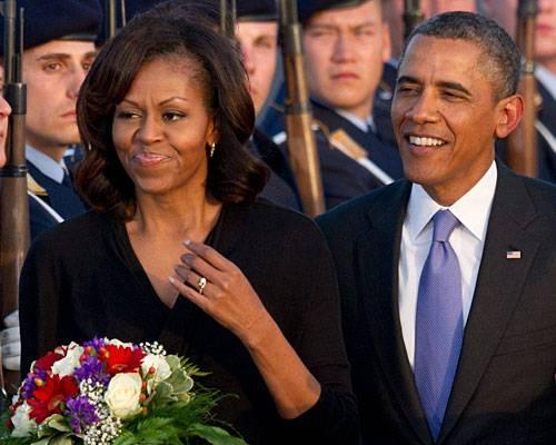 Barack und Michelle Obama: Die perfekte Ehe