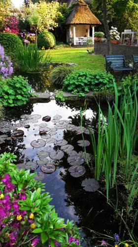 Platz: Der Garten, Der Fast Alles Hat