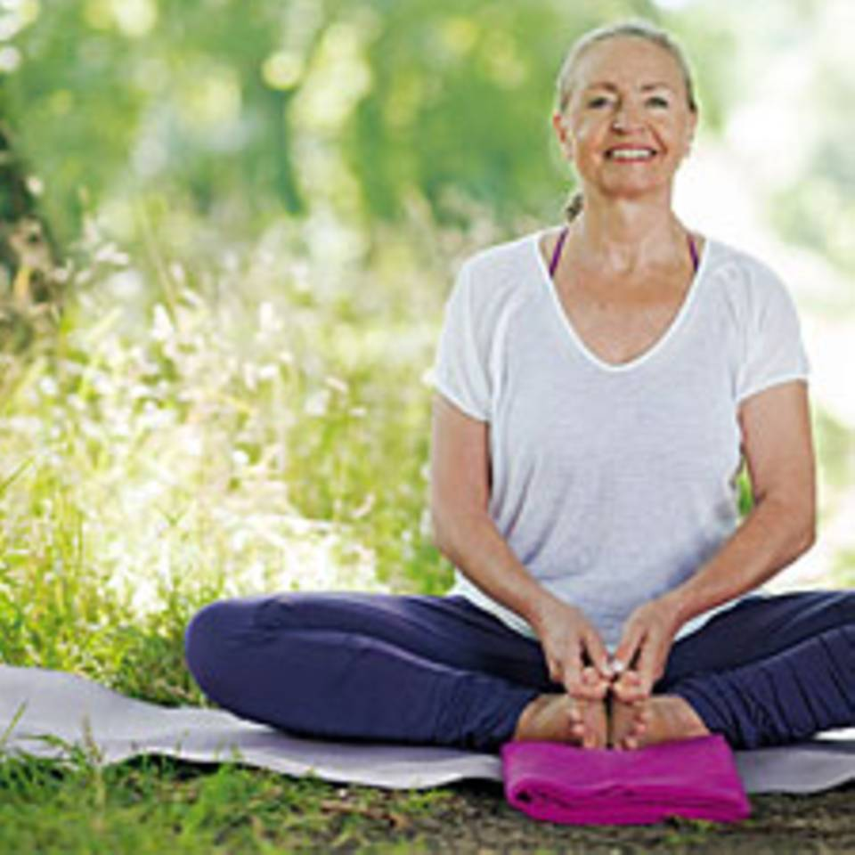 Iyengar-Yoga: Gesund an Leib und Seele