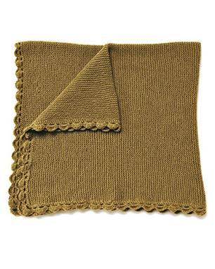Strickanleitungen: Zum Kuscheln: Edle Decken stricken