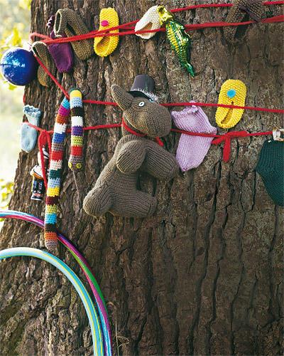 Stricken für Kinder: Nicht nur! Welche Maschen sind gehäkelt?