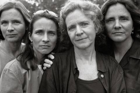 """Brown Sisters"": Geschwister im Foto-Lebenslauf"