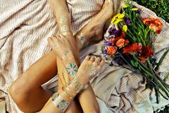 Juhu, neue Flash Tattoos für den Sommer!