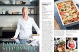 Laden Sie doch mal zur Lasagne ein: Diese ist figurfreundlich und für vier Portionen gedacht. Cornelia Poletto zeigt in elf Schritten, wie sie gemacht wird.