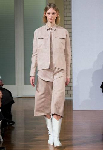 Fashion Week Berlin: Malaika Raiss Winter 2015