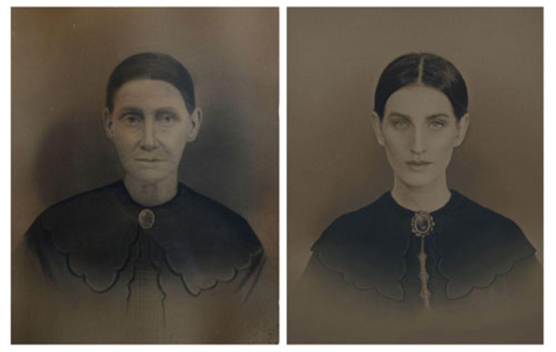Christine McConnell: Die Ahnengalerie zum Durchklicken