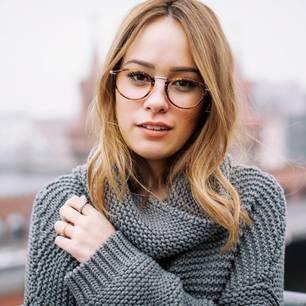 Accessoires: Das sind die Brillen-Trends 2015 | BRIGITTE.de