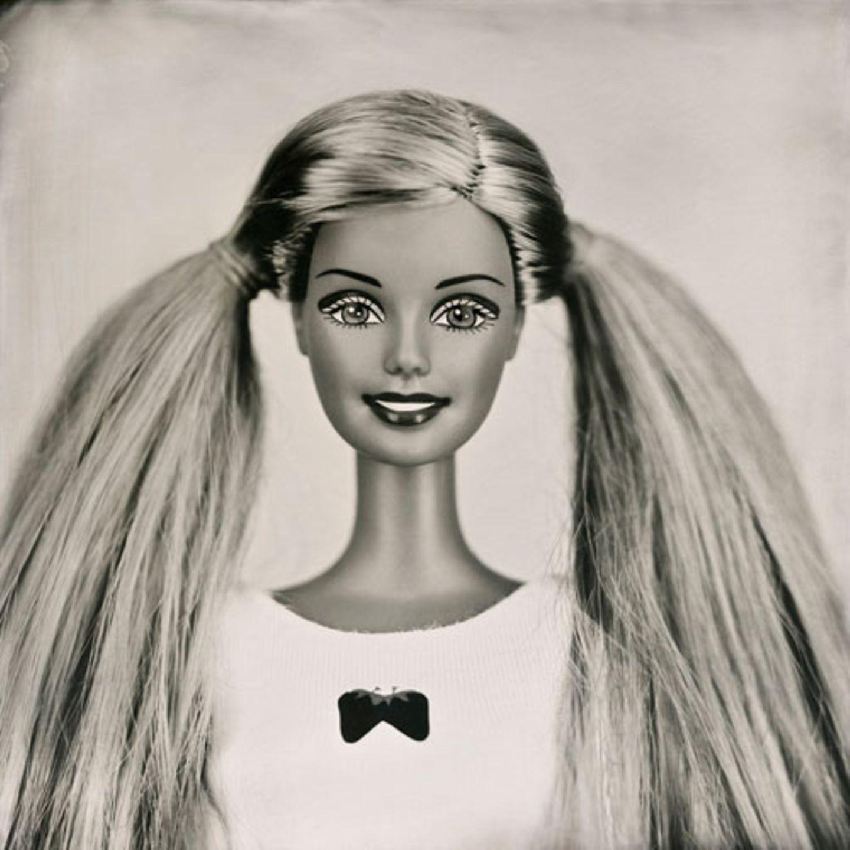 Barbie aus den Augen eines Fotokünstlers