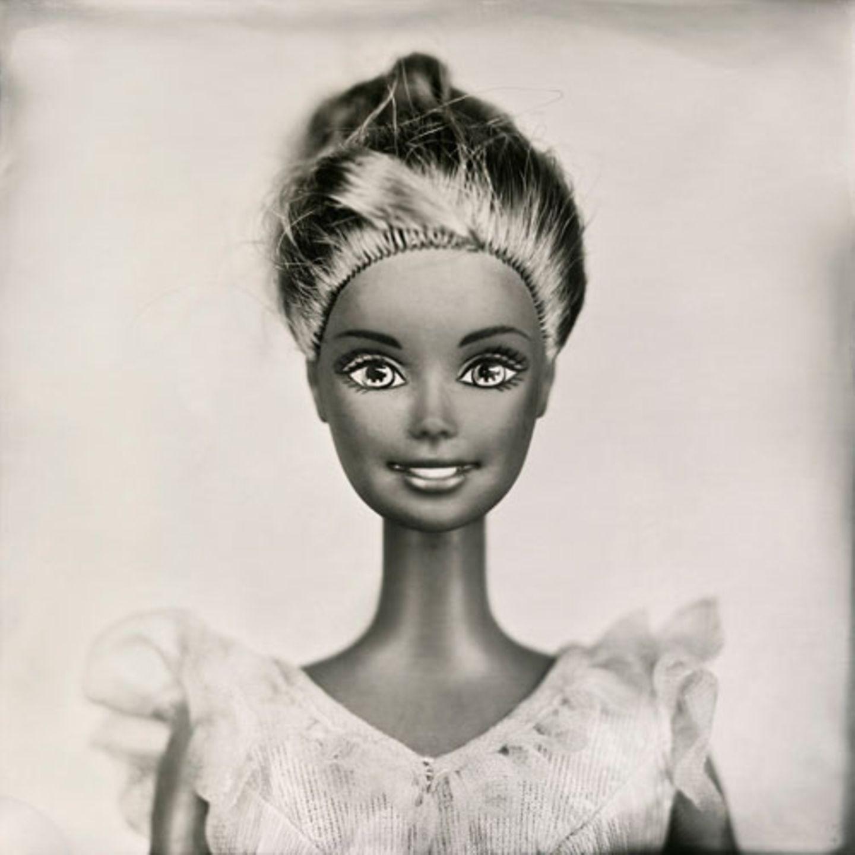 Barbie Blad: So haben Sie Barbie noch nie gesehen