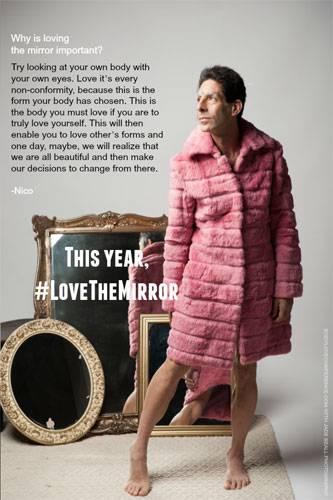 """Love the Mirror"": Nico"