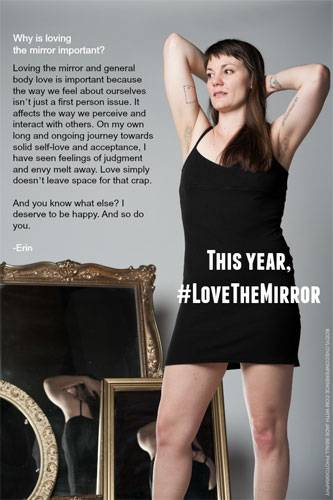 """Love the Mirror"": Erin"