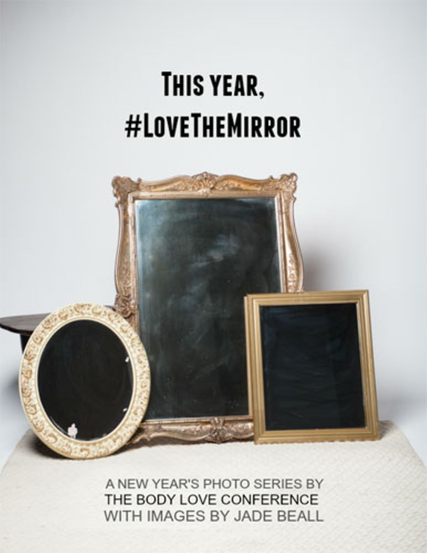 """Love the Mirror"""