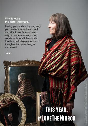 """Love the Mirror"": Joan"