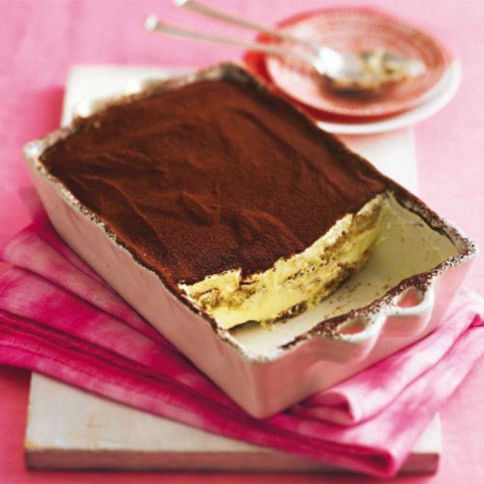 Tiramisu: Das beste Rezept für das italienische Dessert