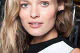 Trendfrisuren 2015: Wellen bei Anthony Vaccarello