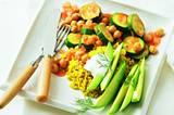 Zucchini-Couscous