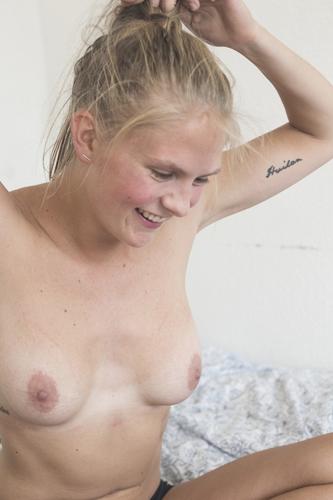 Revenge Porn: Einverständnis ist der Schlüssel, betont sie.