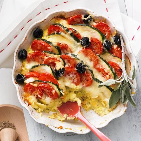 Zucchini-Auflauf - die besten Rezepte