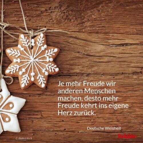 weihnachten sprüche zitate Schöne Zitate zu Weihnachten | BRIGITTE.de weihnachten sprüche zitate