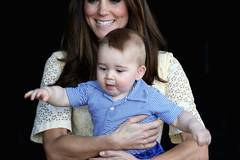 Die schönsten Baby-Outfits von Prinz George