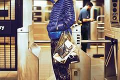 """""""Die verrücktesten Stylings entdecke ich meist in der Subway"""""""