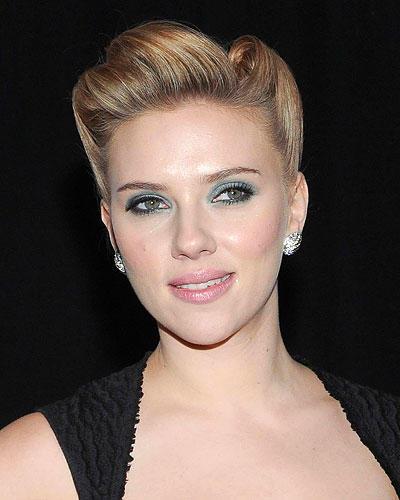 Retro-Frisuren: Scarlett Johansson
