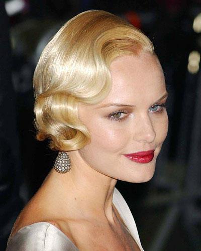 Retro-Frisuren: Kate Bosworth