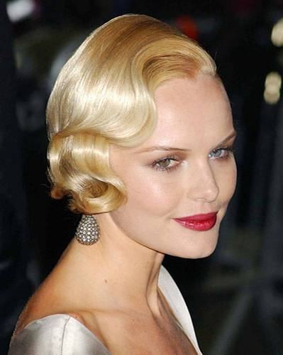 Retro-Frisuren: Kate Bosworth
