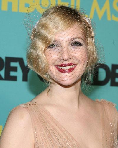 Retro-Frisuren: Drew Barrymore