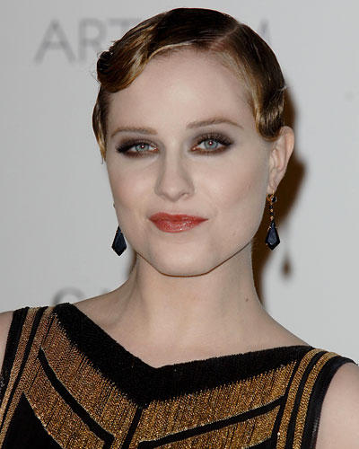 Retro-Frisuren: Evan Rachel Wood