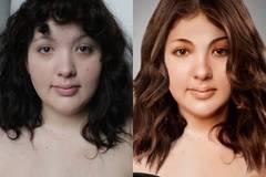 Wie Photoshop diese Plus-Size-Frau veränderte