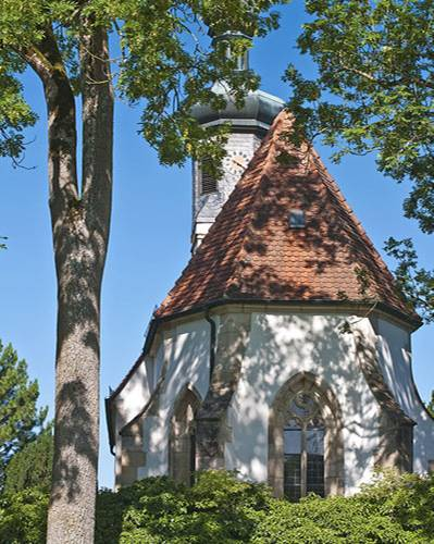 Heilkräutergarten Kloster Adelberg
