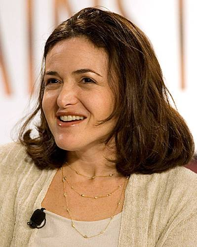 Sheryl Sandberg, 43
