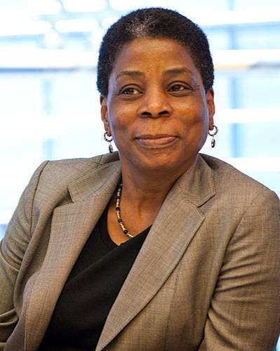 Ursula Burns, 54